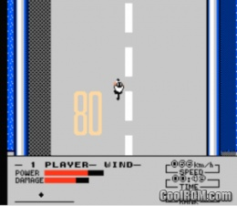 Cycle Race Road Man