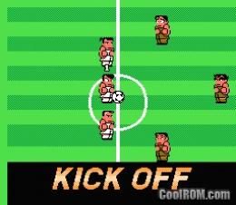 Kunio Kun no Nekketsu Soccer League