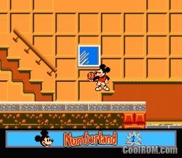 Mickeys Adventures in Numberland