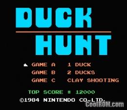 Super Mario Bros Duck Hunt