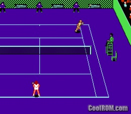 World Super Tennis